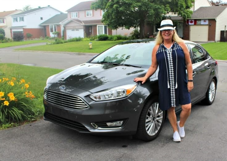 Ford takes us exploring in Skechers and Giant Tiger
