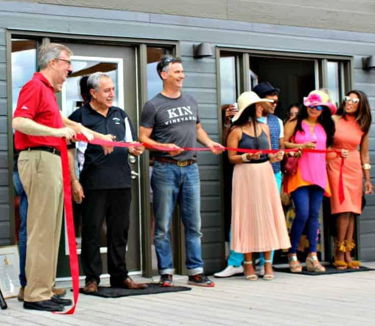 Grand Opening of Kin Vineyards with Twenty York Street