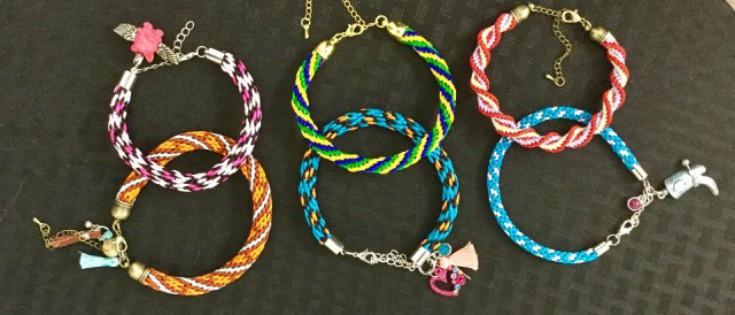 Osterberg bracelets