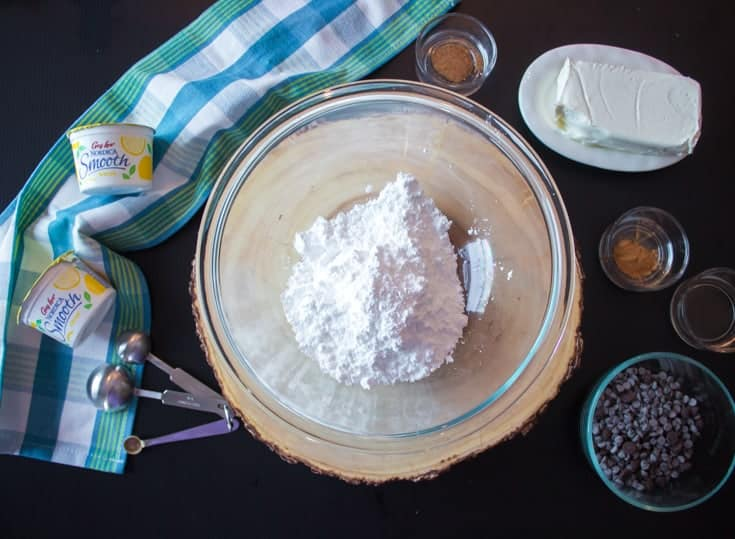 cannoli dip ingredients