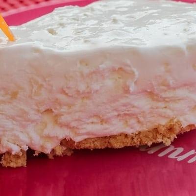 Frozen Pina Colada Pie