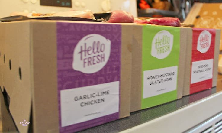 """HelloFresh meal plans in Canada"""""""