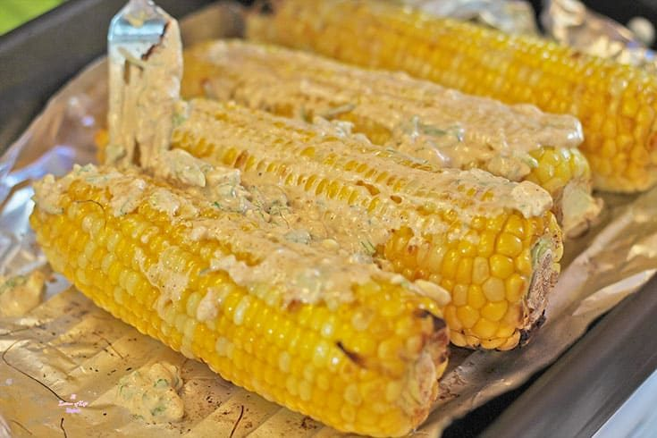 quick and easy Mexican Street Corn