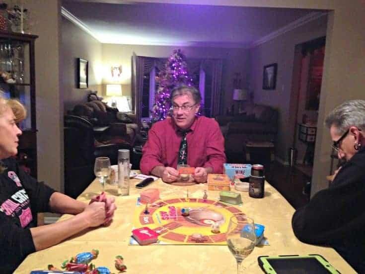 Christmas Game night