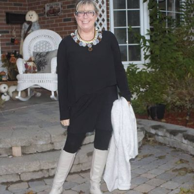 Heather Grey Gentle Fawn Sweater