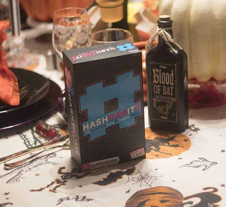 #Hashtagit family game from Kroeger