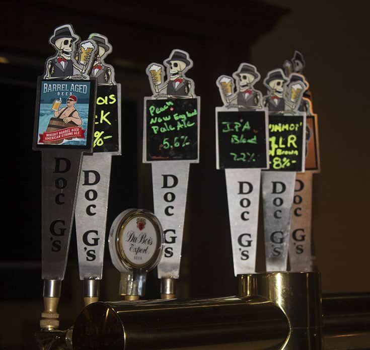 Doc G's Brewing Company in Dubois