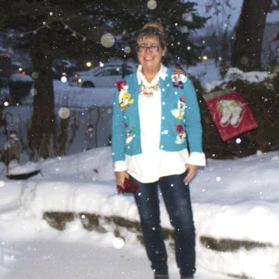 It's a Winter Wonderland and A Labour of Fashion