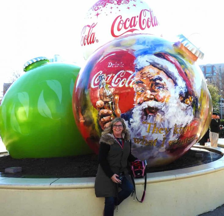 World of Coca-Cola in Atlanta