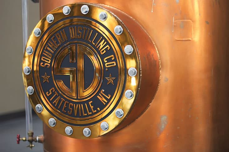 Southern Distilling Company in States North Carolina