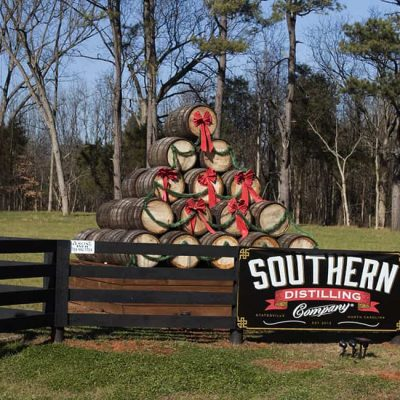 Southern Distilling in North Carolina