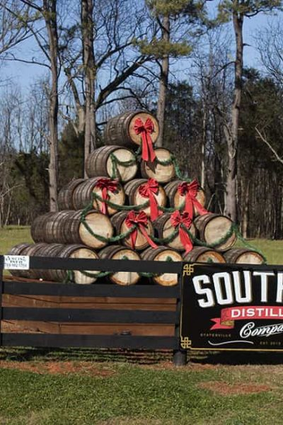 Southern Distilling in North Carolina