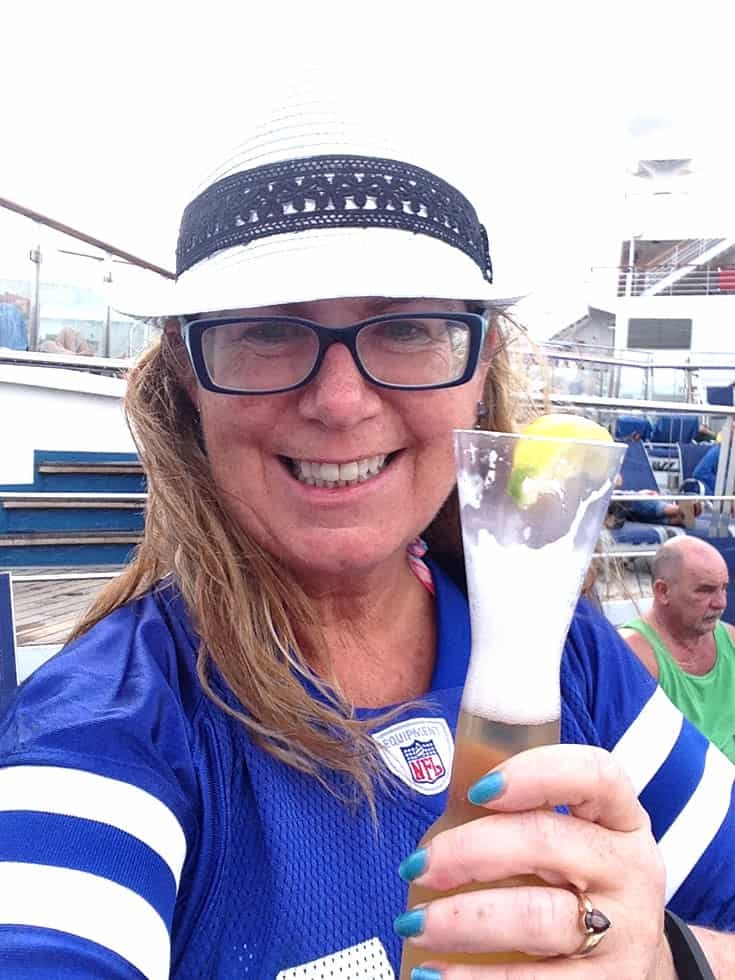 Carnival Cheers Drink Program A Labour Of Life