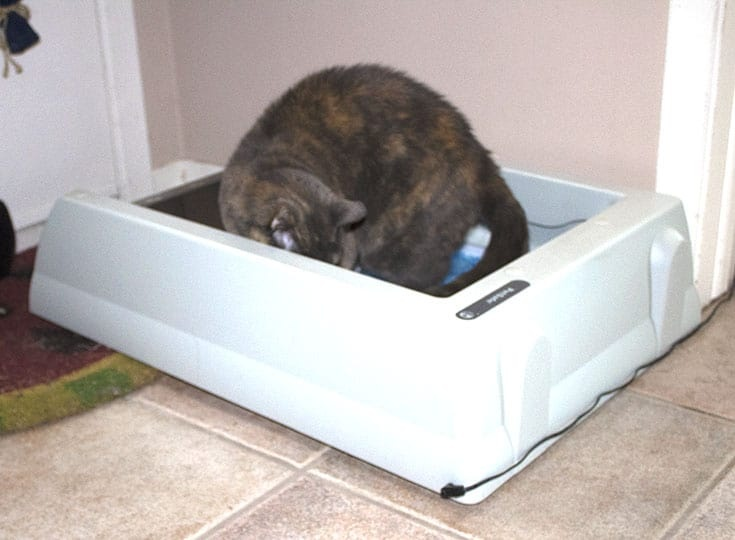 PetSafe  ScoopFree™ Original Self-Cleaning Litter Box