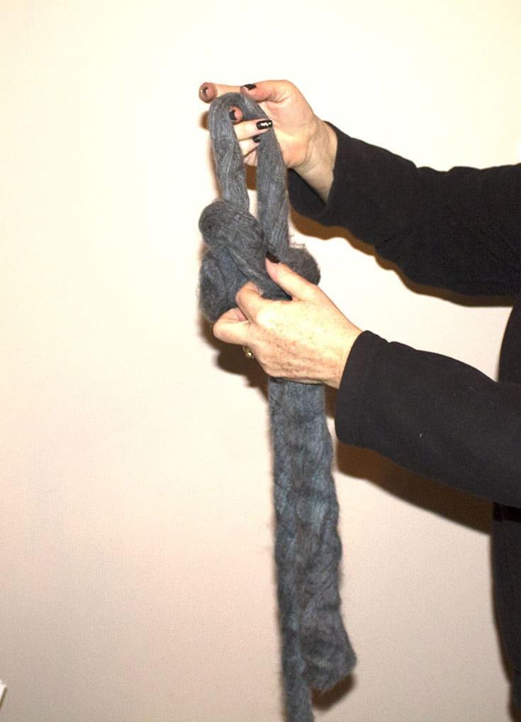 cast on slip knot