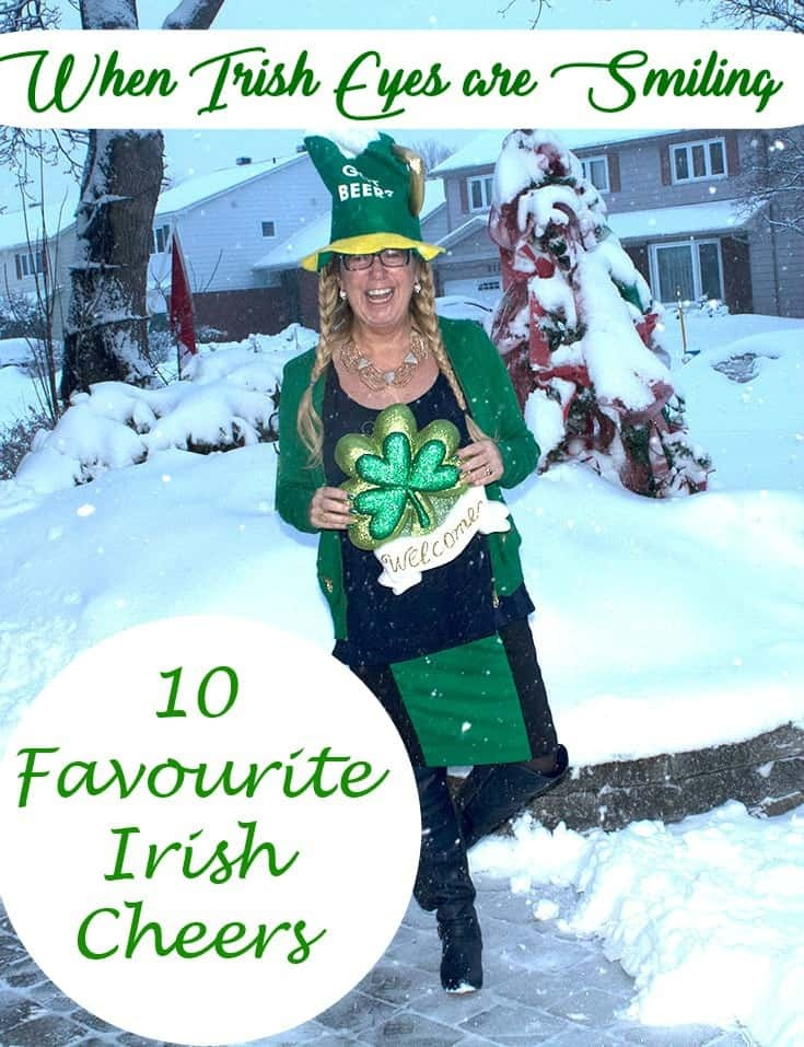 10 favourite Irish Cheers