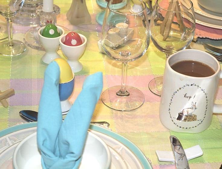 Rae Dunn Easter Mug