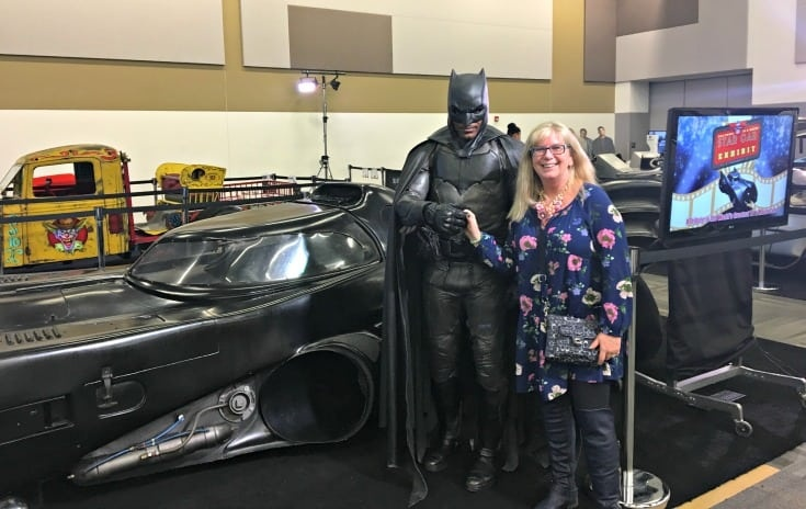 Ottawa Car Show Batmobile