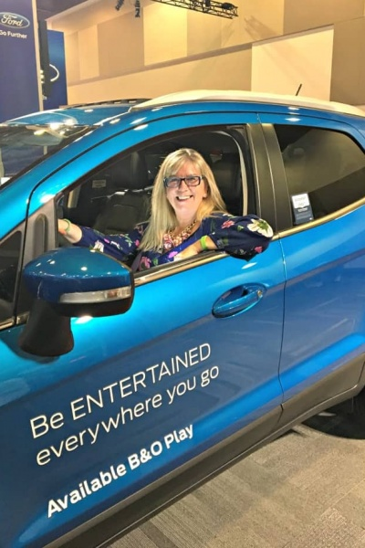 Welcome to the Ottawa Auto Show and The Ford Canada EcoSport