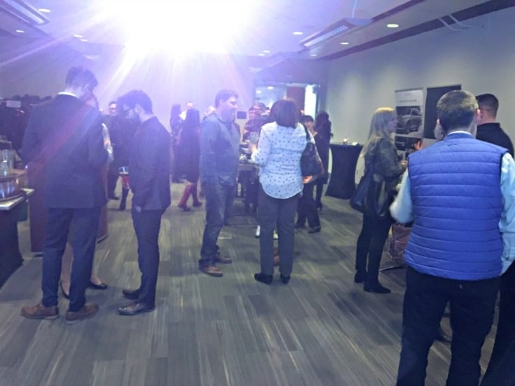 Ottawa Car Show Reception with Ford Canada