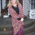 Kimons and leggings for a boho look