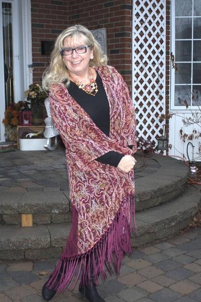 Fringe Kimono From Target