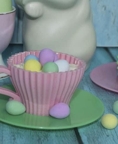 Gluten Free Eggie Cheesecake Cups