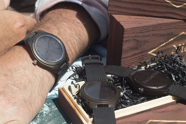 wood watched from Personalized.com