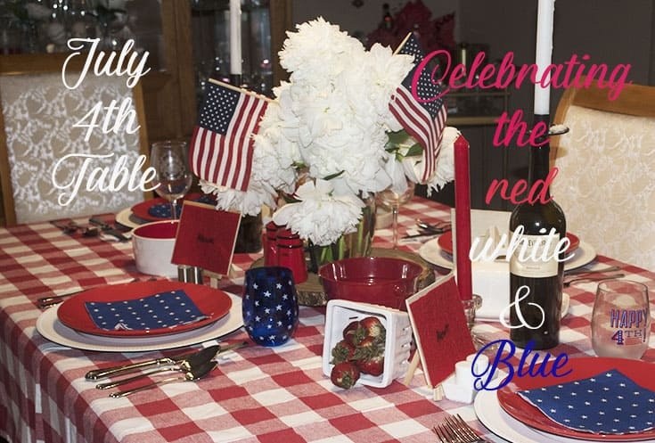 independence day table
