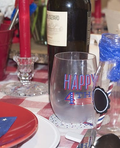 Independence Day Table for July 4th