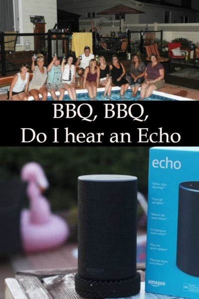 BBQ Time, BBQ Time, Is There an Echo in Here