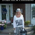 bluesfest fashion stripes