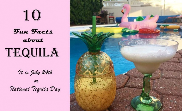 10 fun facts about Tequila