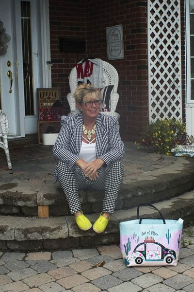 Target Gingham Suit and A Labour of Fashion 287