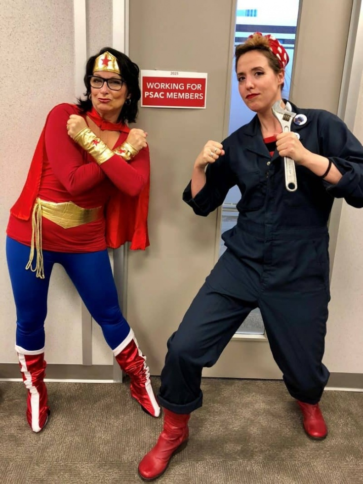 union super women