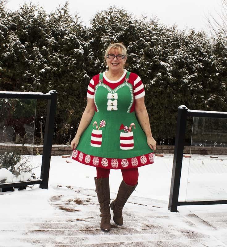elf dress from Kohls (1)