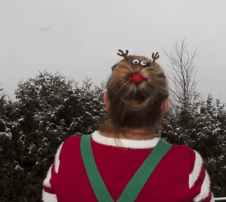 reindeer bun from kohls