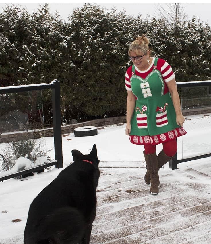 elf dress from Kohls (7)