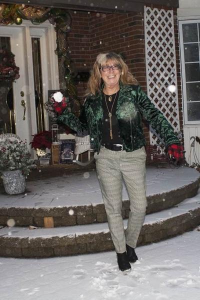 Green Velvet Moto and Blogging in Canada