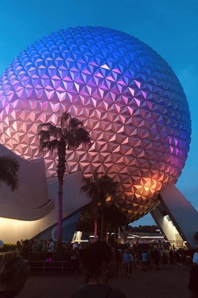 How our Trip to Epcot was an Epnot