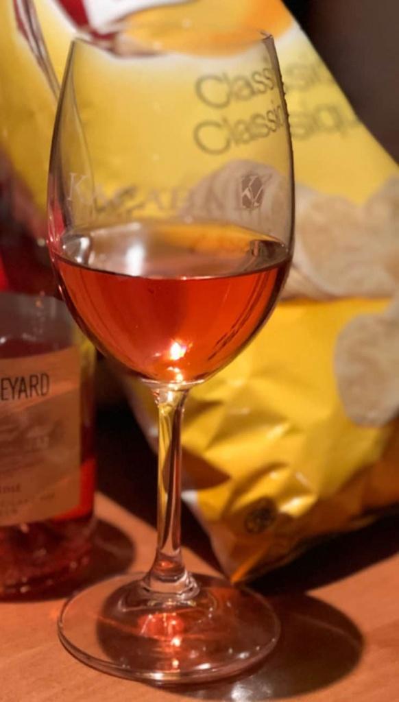 wine pairings with snacks