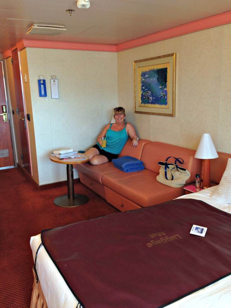 carnival magic balcony cabins Carnival Cruise Benefits Of An Interior Cabin A Labour Of Life