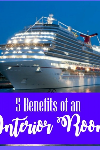Carnival Cruise-Benefits of an Interior Cabin