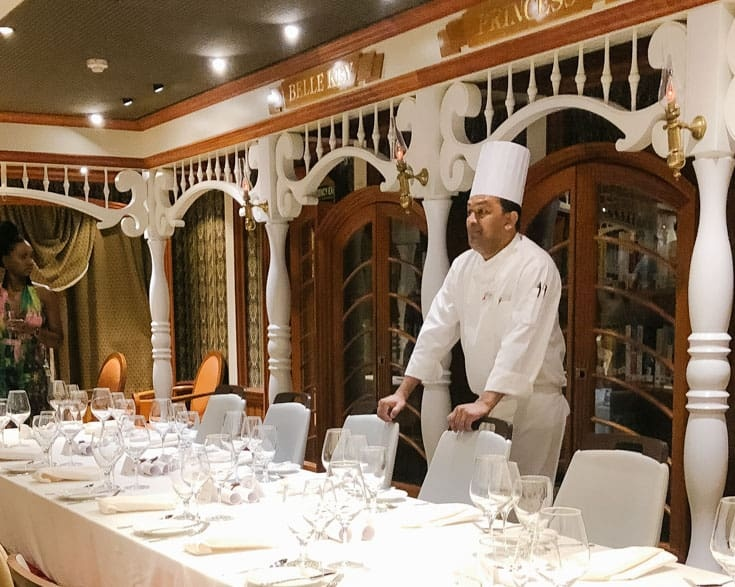 Chef's Table Carnival Elation