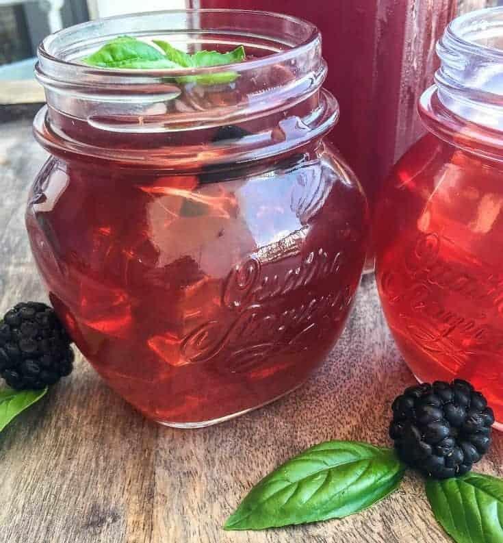 pitcher of Ice tea
