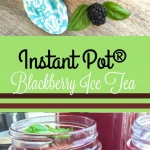 blackberry ice tea recipe