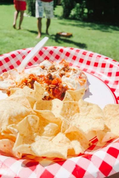 Nacho Typical Dip- Taco Dip