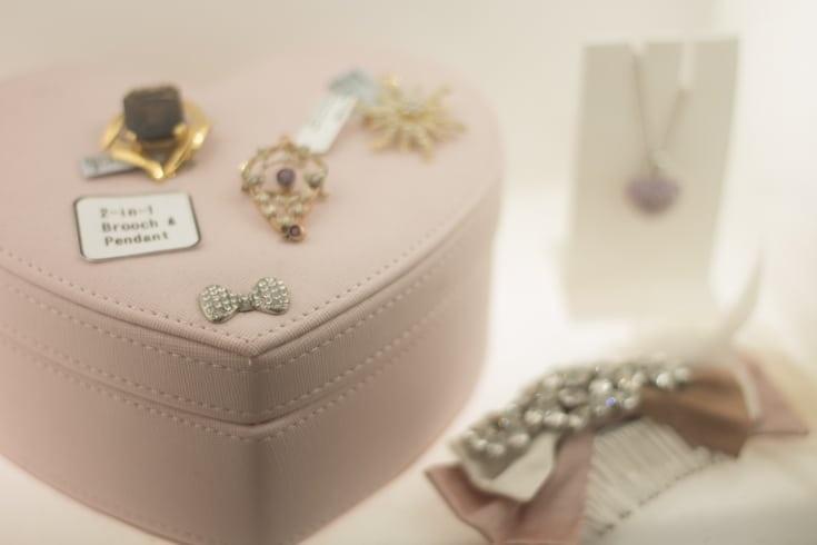 vintage jewellery at True Bijoux