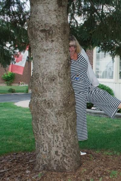 Old Navy Stripe Jumpsuit