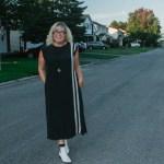 eva trends adidias dress with pockets